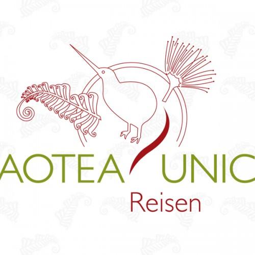 Aotea Unic Reisen Corporate Identity