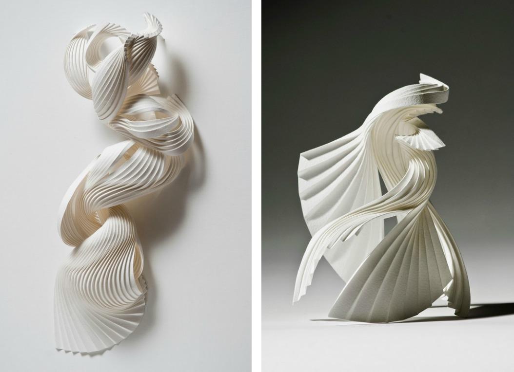 Fantastique STEFFI K.   Grafikdesign – On & Offline München paper sculptures GE-31